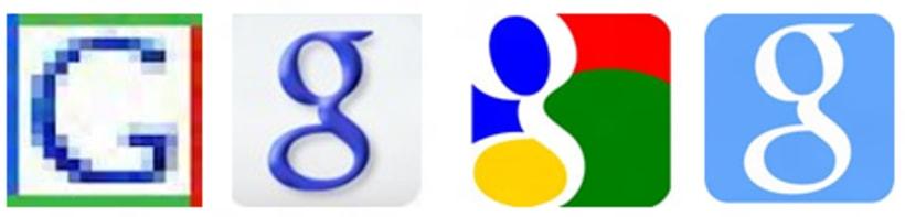 Google rediseña su imagen tras 16 años 3