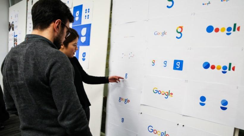 Google rediseña su imagen tras 16 años 5