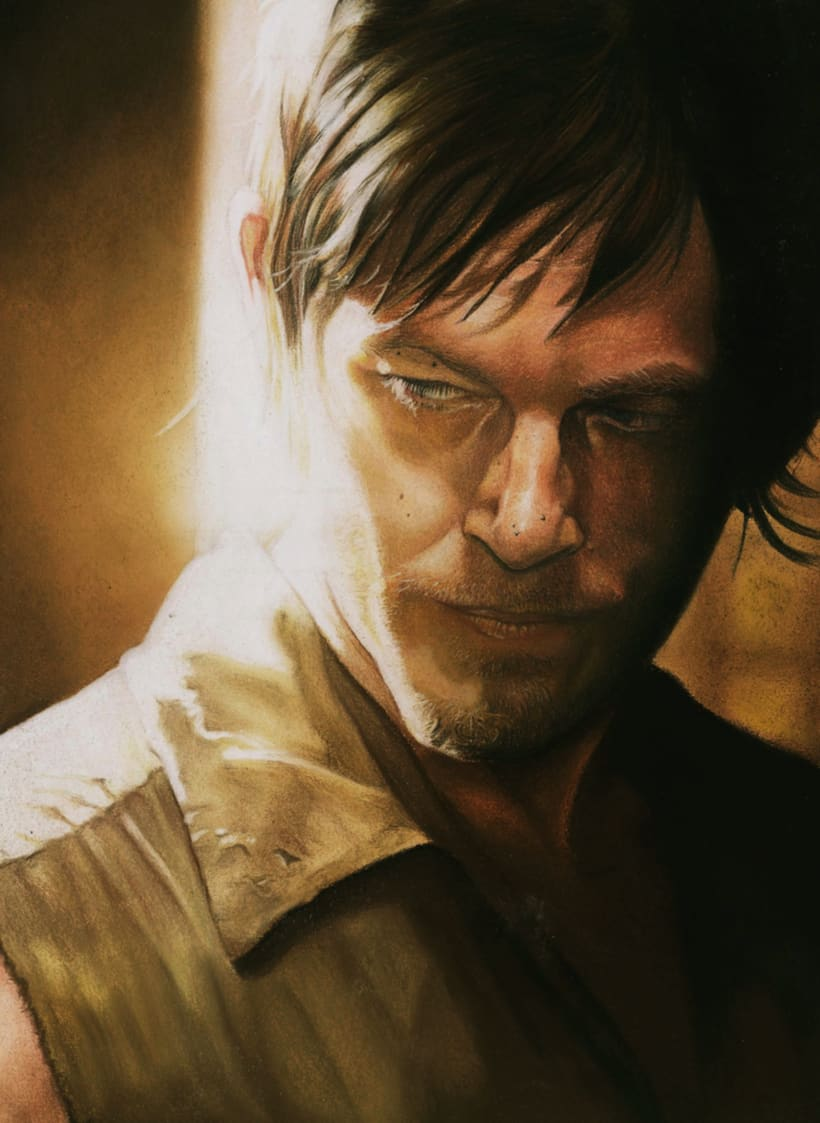 Daryl (Walking dead) 0