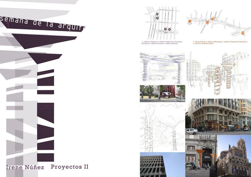 Semana De La Arquitectura De Madrid Domestika