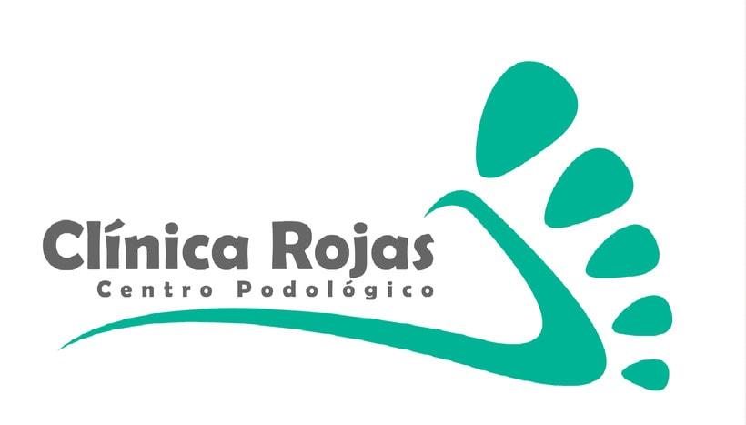 Diseño Logotipo Clínica Rojas -1