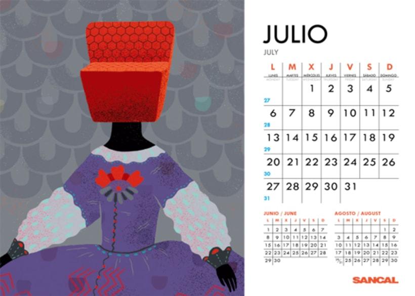 Calendario SANCAL 2015 14