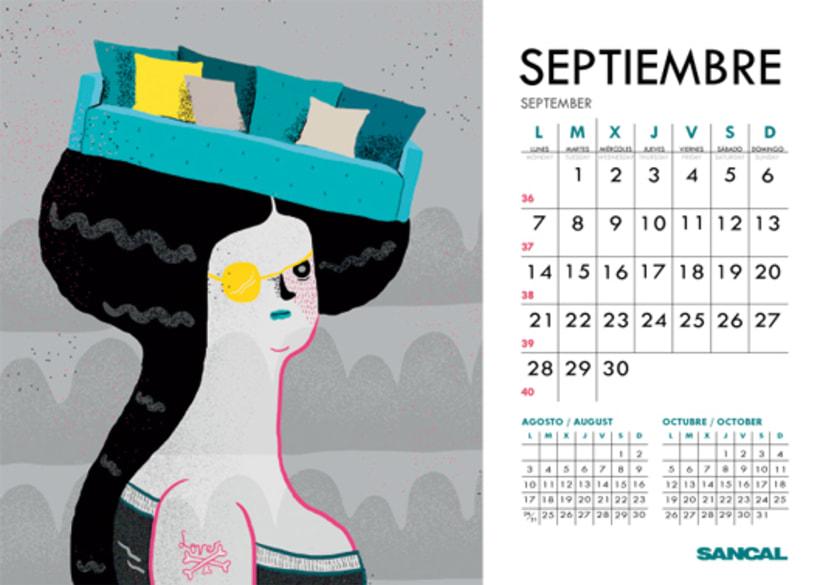 Calendario SANCAL 2015 19