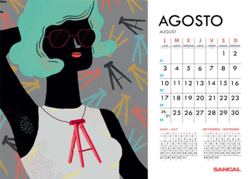 Calendario SANCAL 2015 16