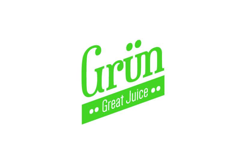 Grün Branding 1