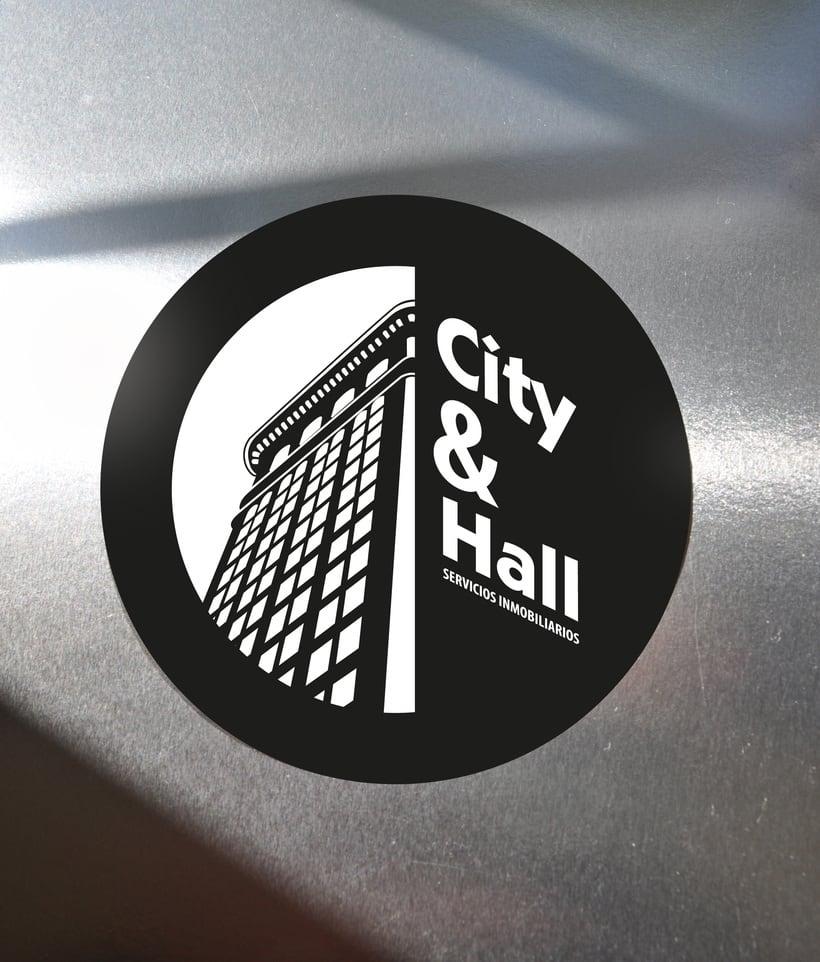 City & Hall 5