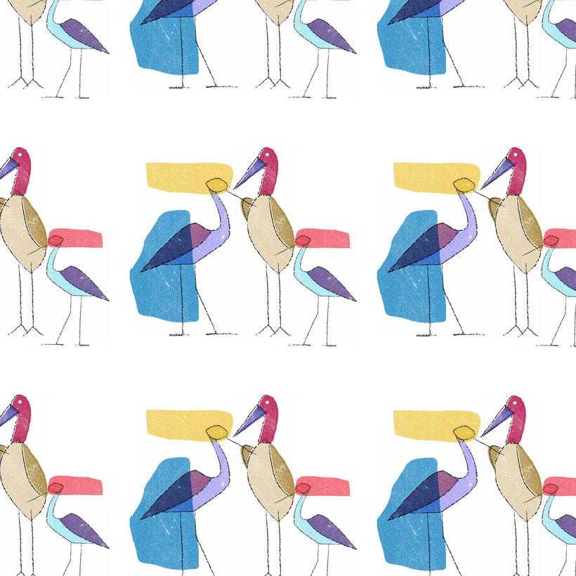 Packaging //  Vinyl // Pattern // Mockup(Graphic Burger) 1