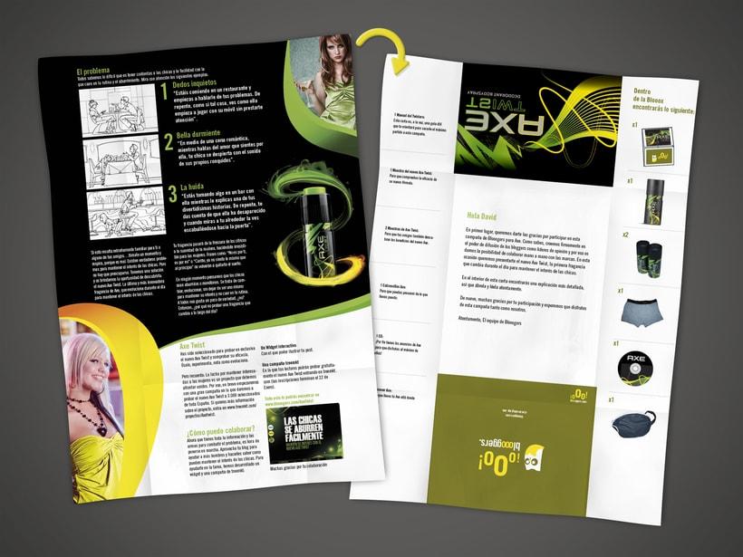 Diseños de cartas para la comunidad Blooogers 3