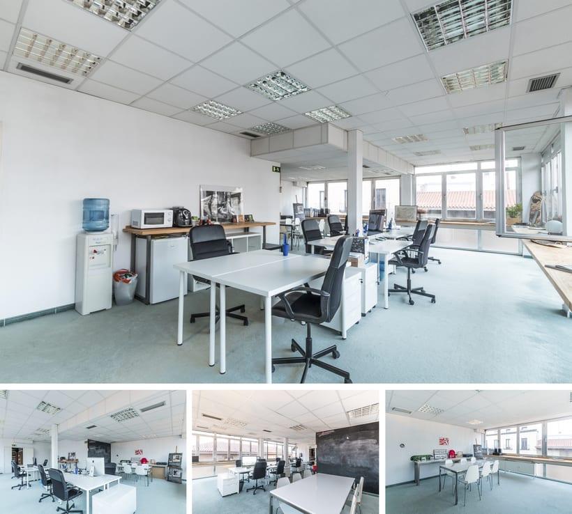 Puestos de trabajo en estudio compartido madrid zona for Oficina de empleo atocha