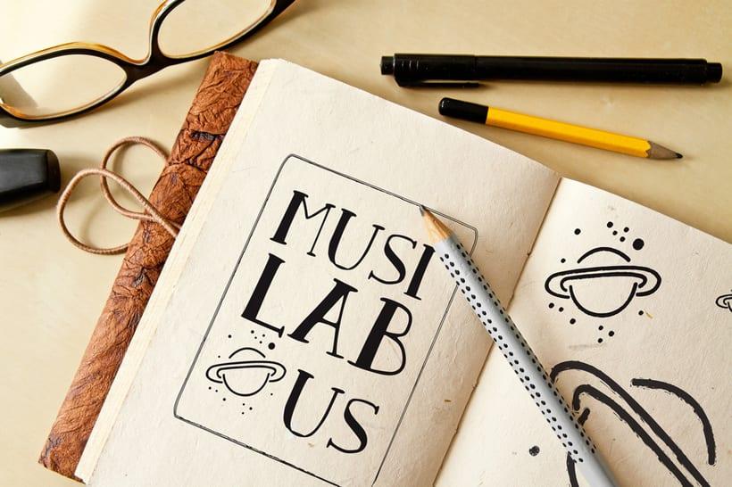 Logo para MusíLabUs 0