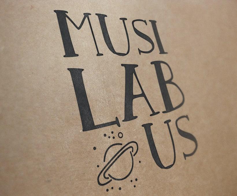 Logo para MusíLabUs 1