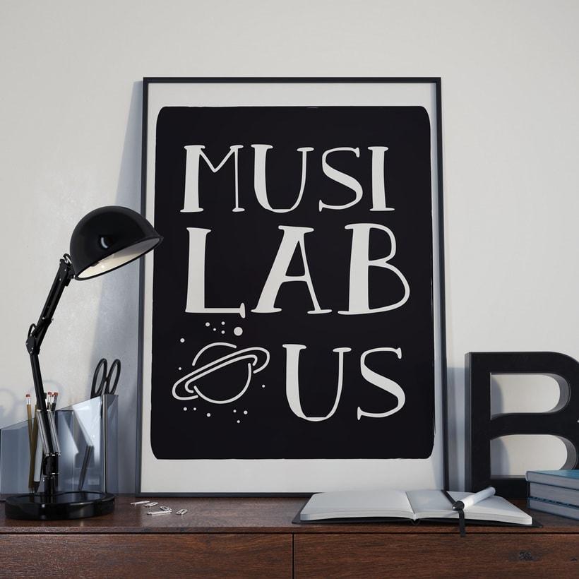 Logo para MusíLabUs 2