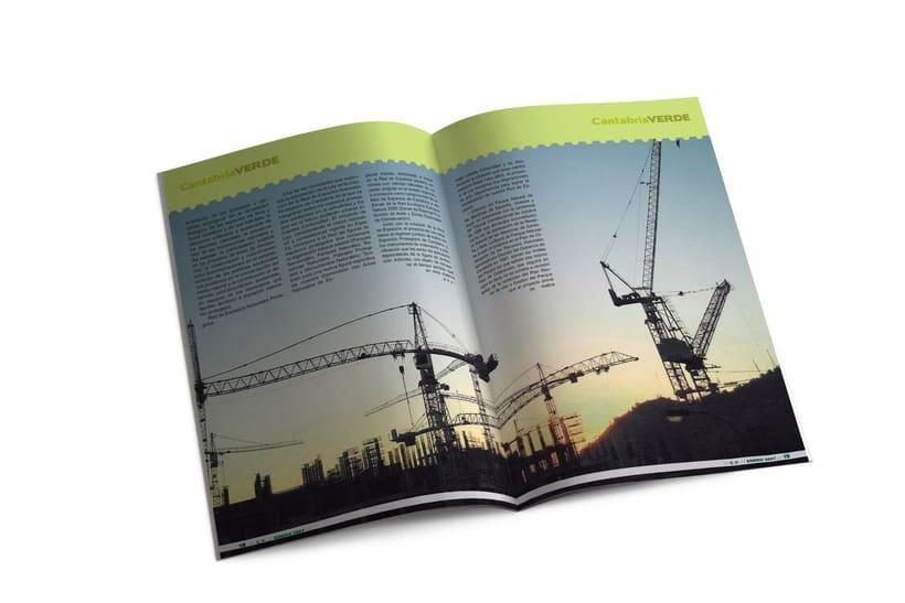"""Revista """"Cantabria Verde"""" 1"""