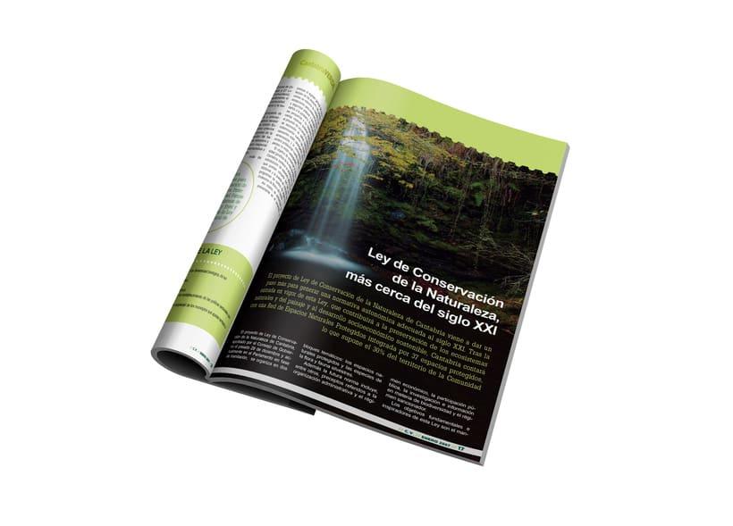 """Revista """"Cantabria Verde"""" 2"""