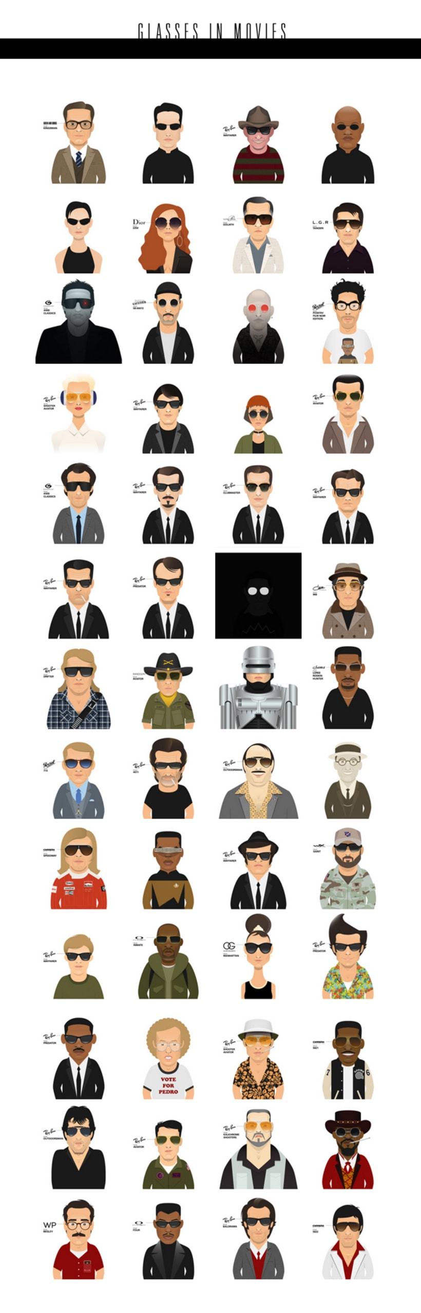Gafas de película 1