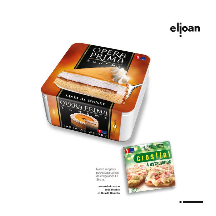 La Sirena - Packaging -1