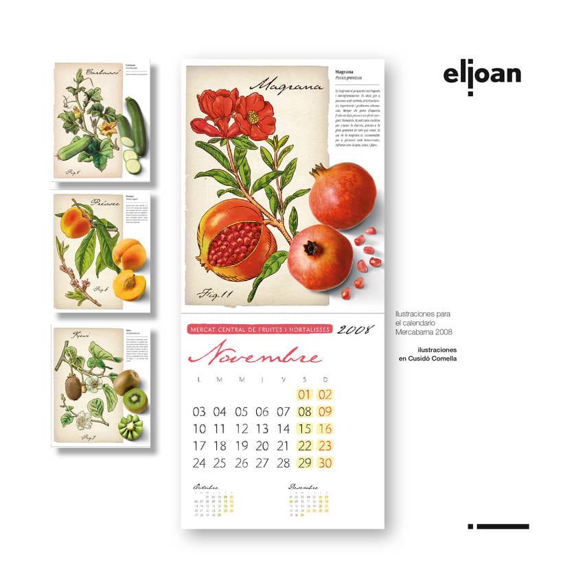 Calendario Mercabarna -1