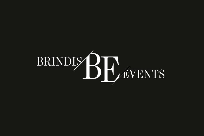 Logotipo Brindis Events 0