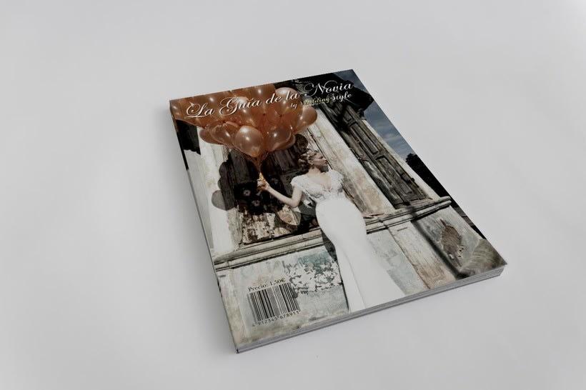 Revista La Guía de la Novia 2ª Edición -1