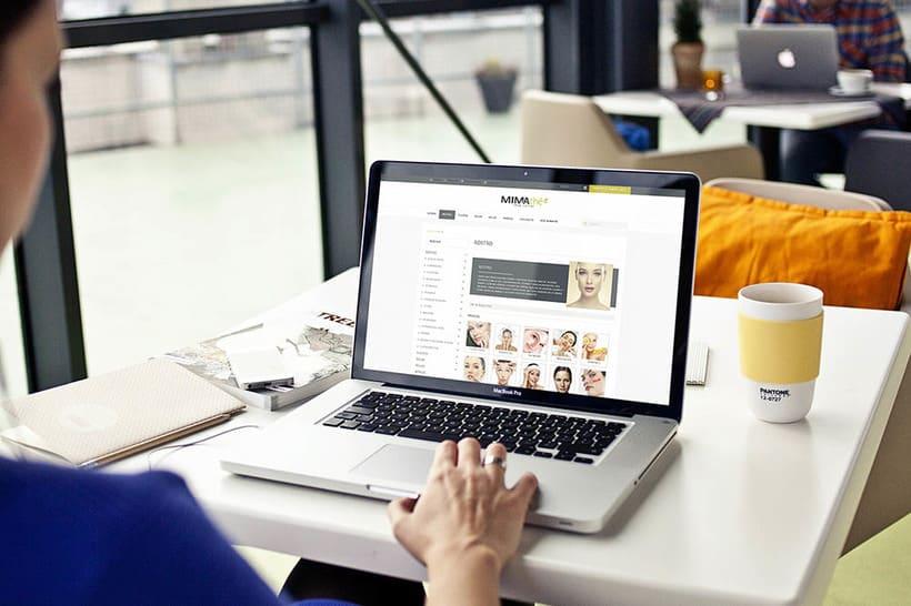 Web MIMAhé Shop Online -1