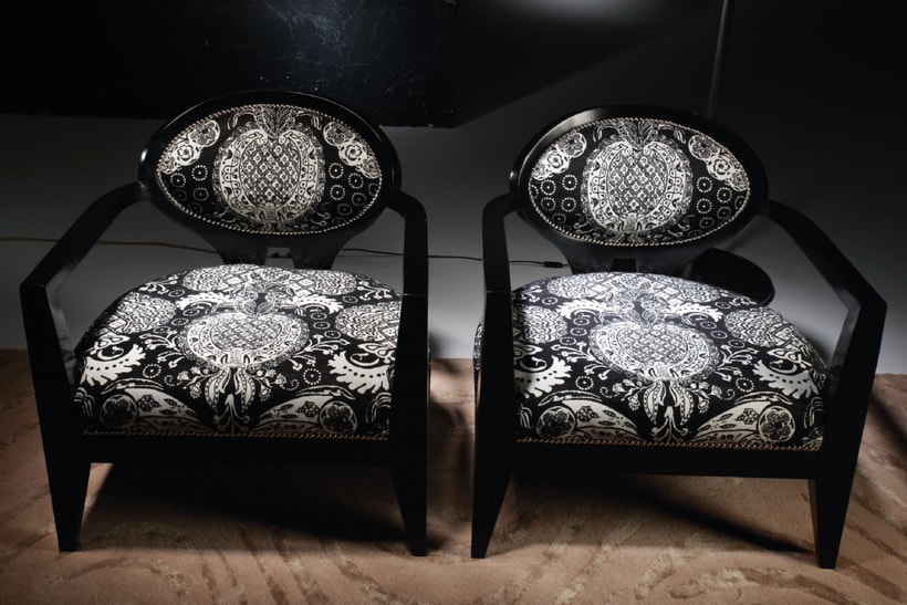 Diseño Mobiliario Sillón Nightingale -1