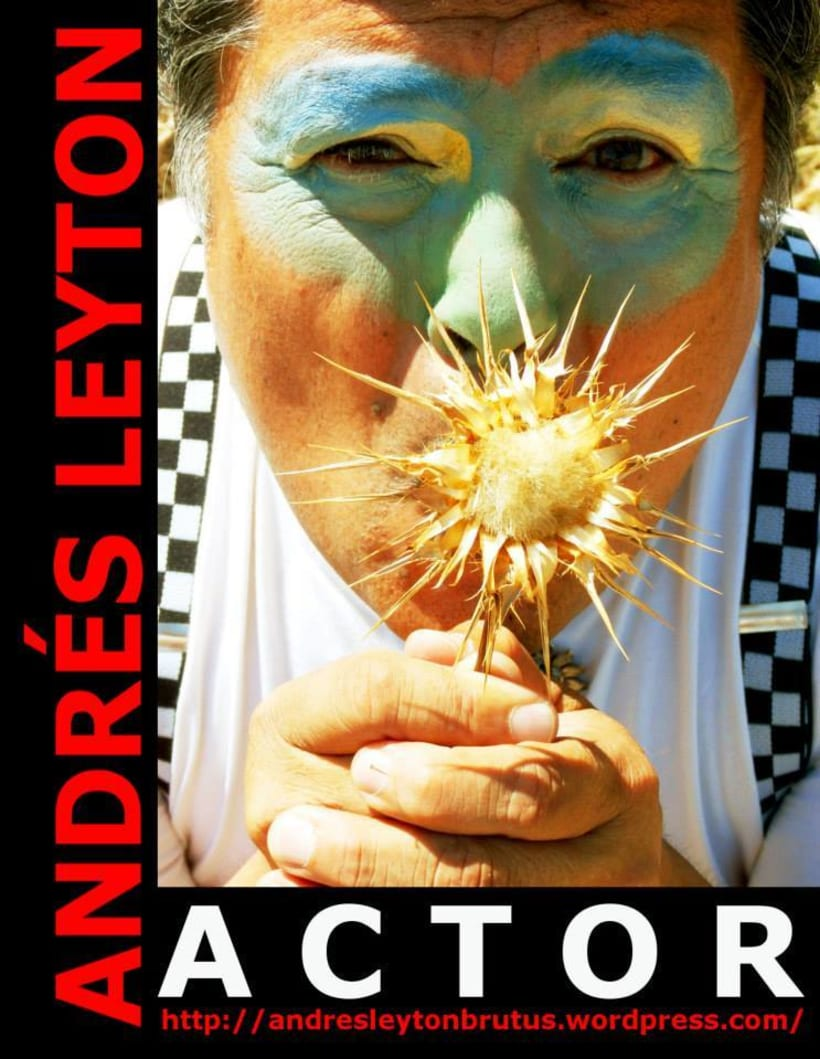 Andrés Leyton / Actor / Gráfica -1