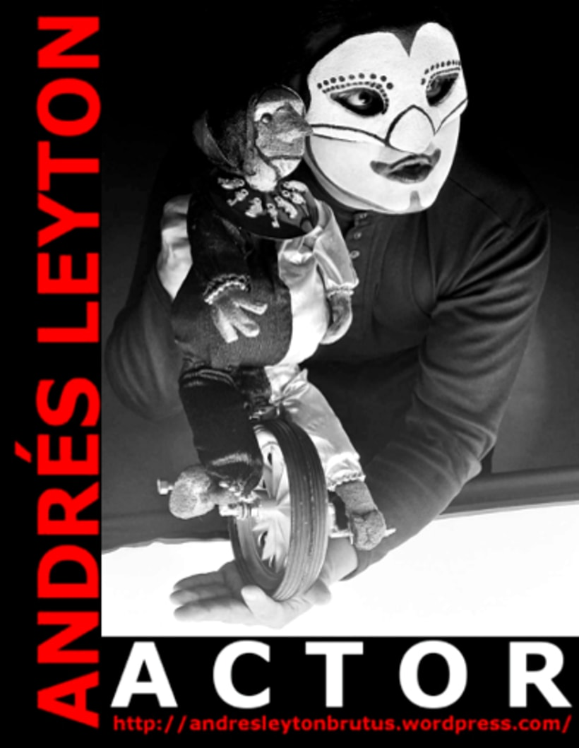 Andrés Leyton / Actor / Gráfica 5