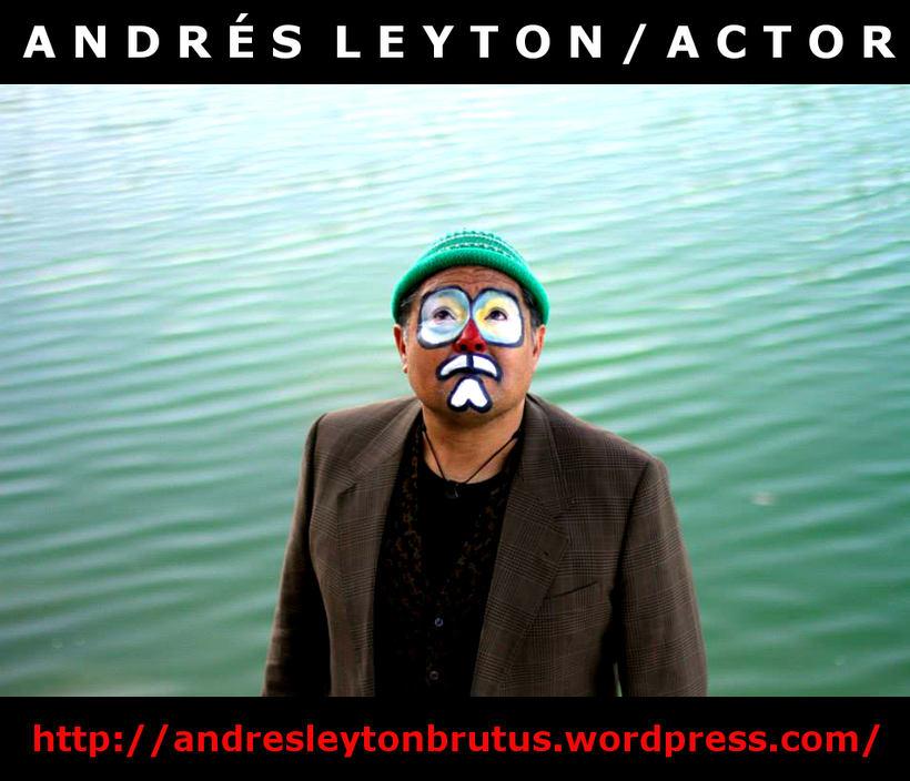 Andrés Leyton / Actor / Gráfica 6