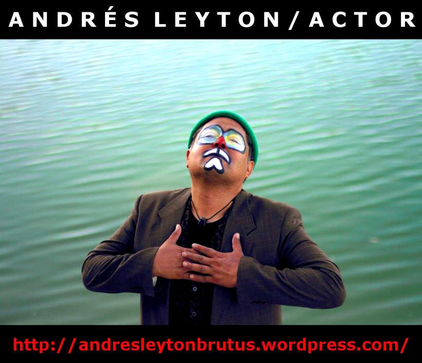 Andrés Leyton / Actor / Gráfica 7