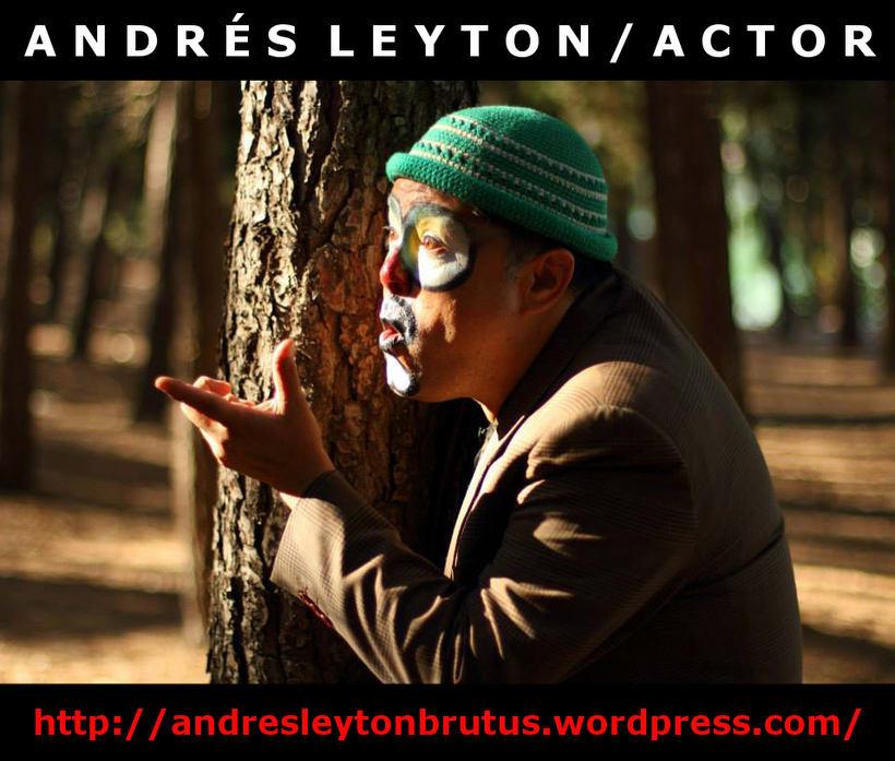 Andrés Leyton / Actor / Gráfica 8