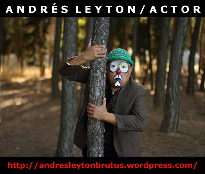 Andrés Leyton / Actor / Gráfica 9