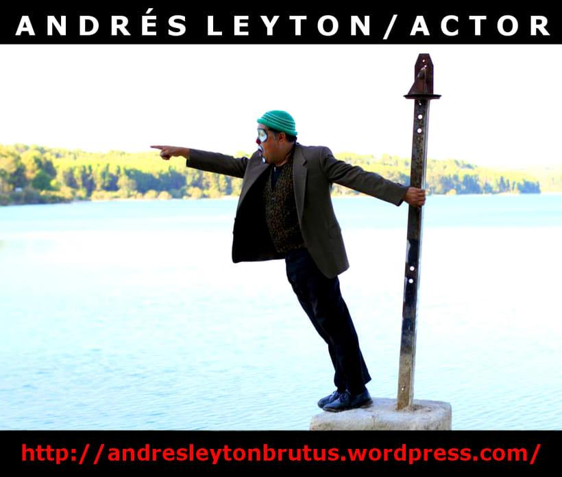 Andrés Leyton / Actor / Gráfica 11