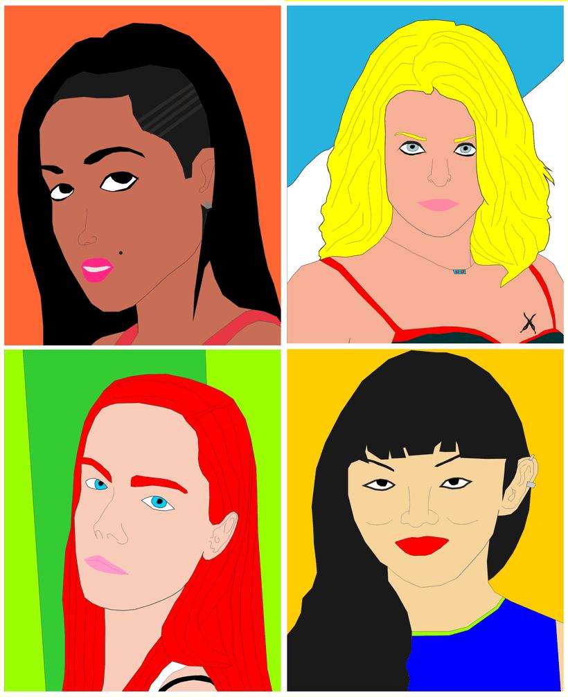 Femmes 4