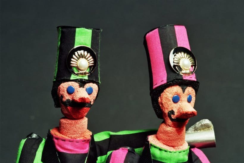 Puppets by Andrés Leyton 4