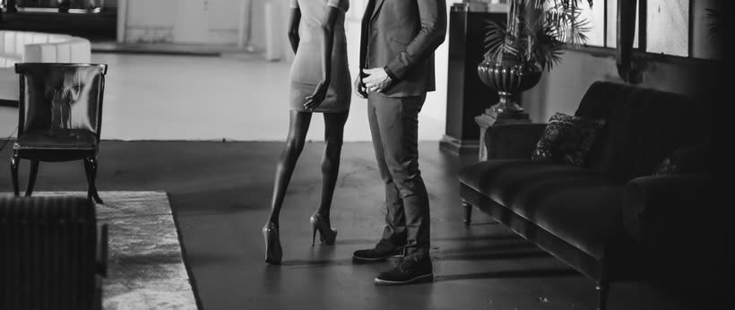 Lexus & Jonas Akerlund filmming 3