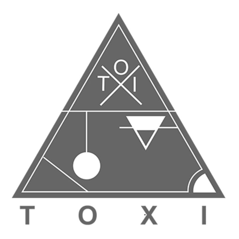 "Diseño Logotipo ""TOXI"" 0"