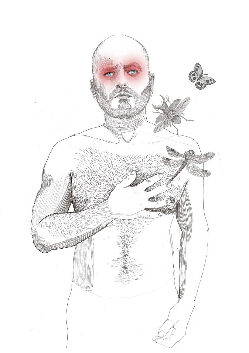 Ilustración para la editorial Maclein y Parker -1