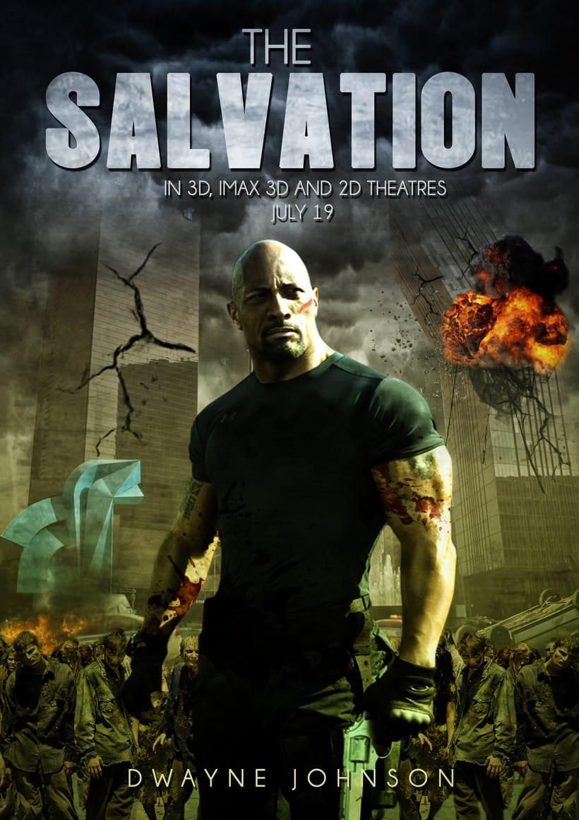 THE SALVATION 0