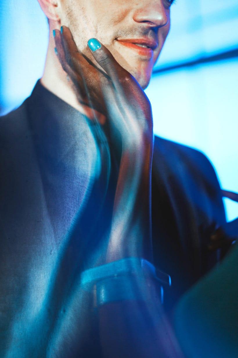 Lexus & Jonas Akerlund filmming 9