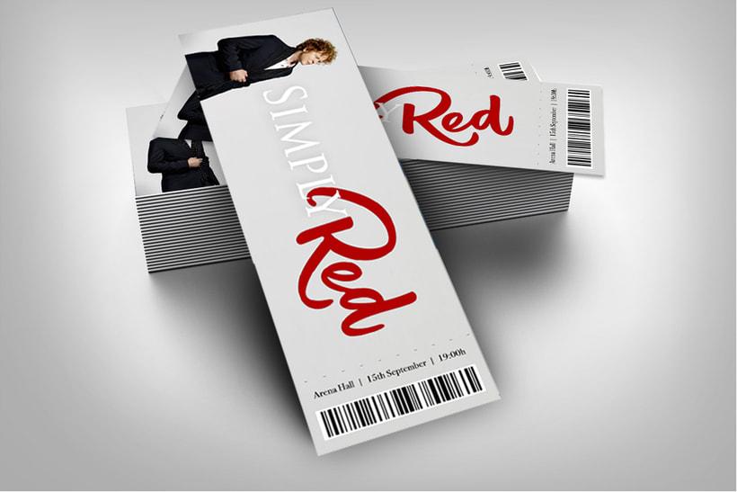 Red & White 3