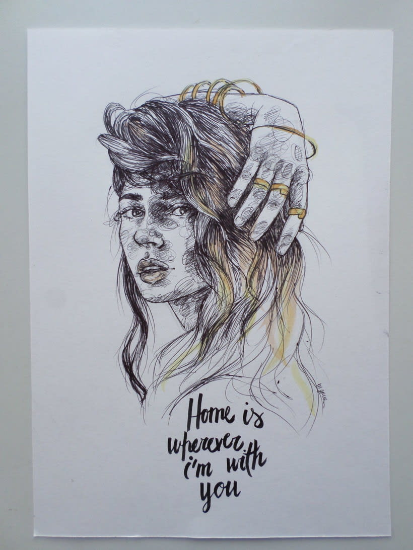 Watercolour-Portraits 2 6