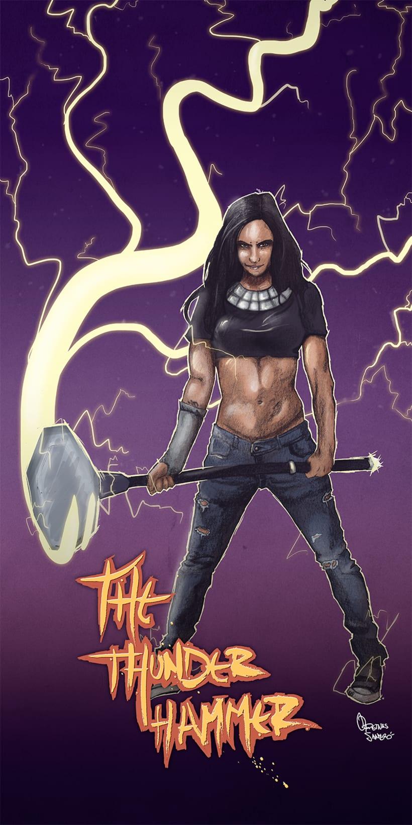The Thunder Hammer 0