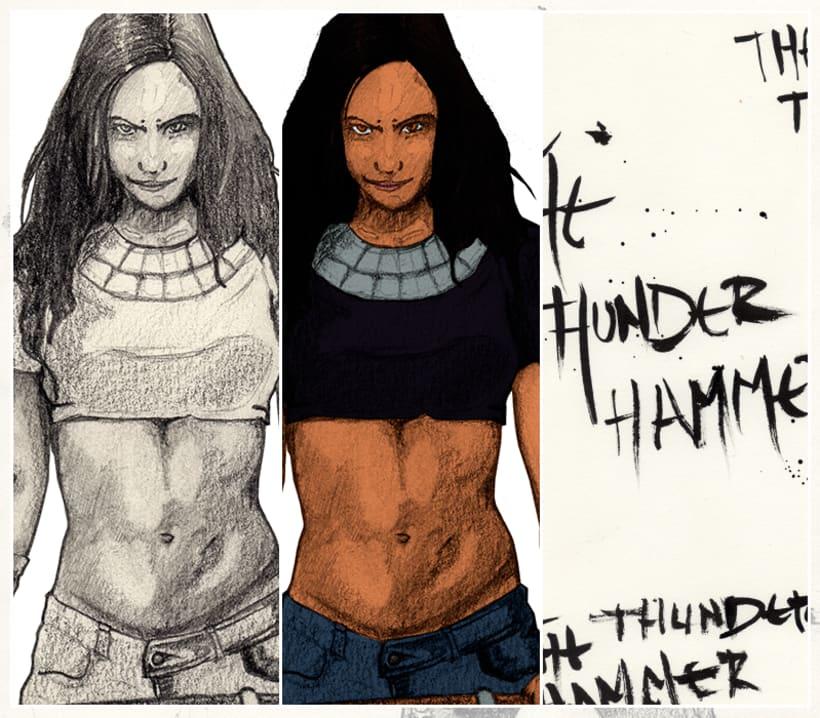 The Thunder Hammer 3