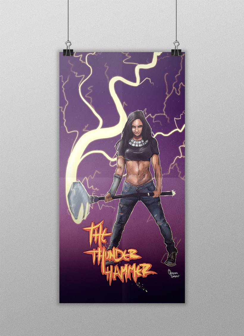 The Thunder Hammer 5