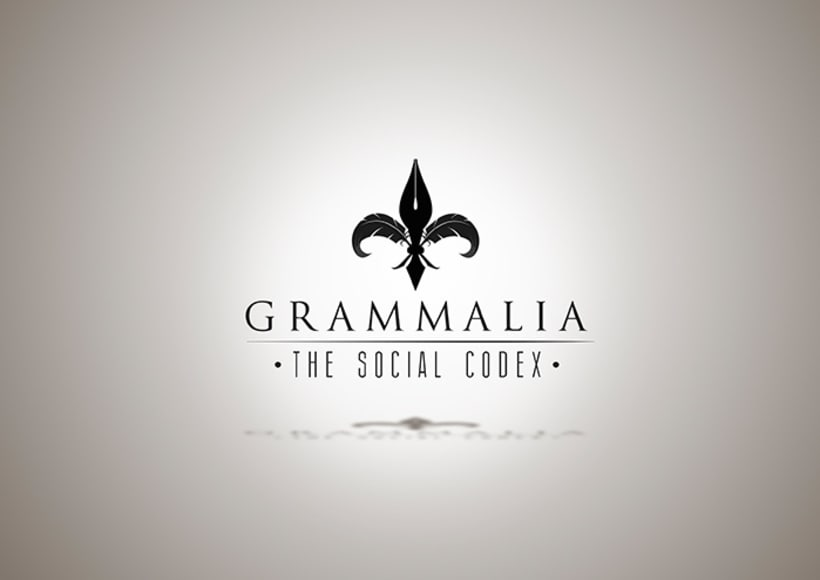 Imagen corporativa, Grammalia 0