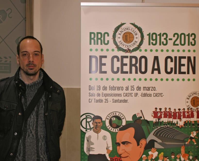 EXPOSICIÓN Centenario Real Racing Club -De Cero a Cien-Nuevo proyecto 3