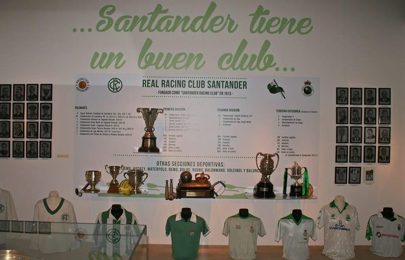 EXPOSICIÓN Centenario Real Racing Club -De Cero a Cien-Nuevo proyecto 8