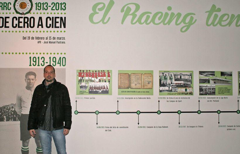 EXPOSICIÓN Centenario Real Racing Club -De Cero a Cien-Nuevo proyecto 10