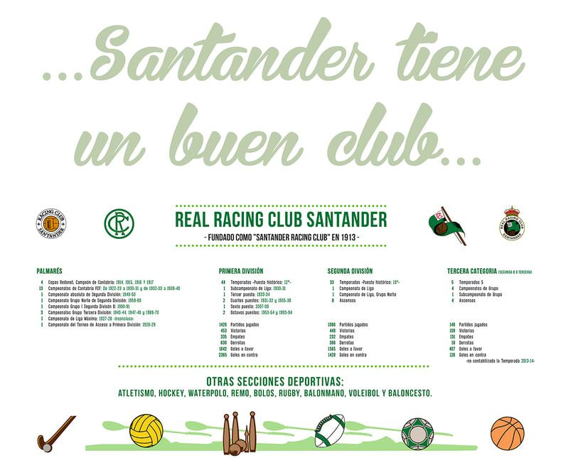 EXPOSICIÓN Centenario Real Racing Club -De Cero a Cien-Nuevo proyecto 11