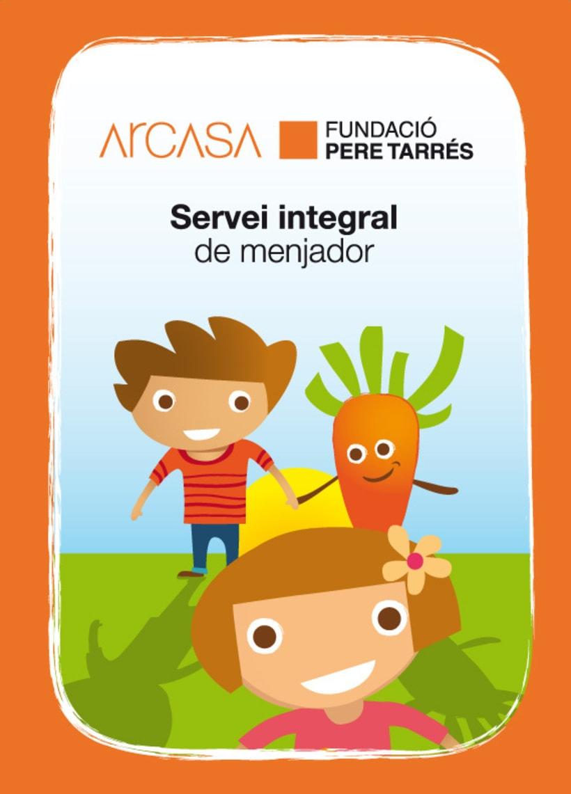 """Arcasa & Fundació Pere Tarrés """"live"""" 2"""